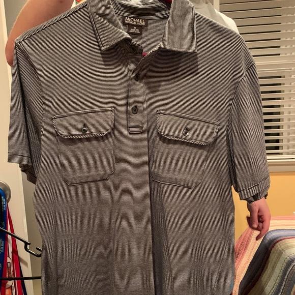 Michael Kors Other - Michael Kors collard shirt